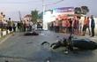 Nhân chứng vụ xe khách tông chết hai cháu bé lên tiếng