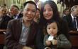 Tình yêu của chồng đại gia dành cho Triệu Vy: 9 năm một trái tim chân thành
