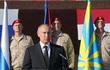 Tổng thống Nga Putin cảm ơn binh sĩ trở về từ Syria