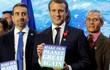 Tổng thống Pháp 'thách đố' ông Trump bằng tiền thưởng