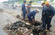 """TPHCM yêu cầu dọn sạch rác ở rốn ngập để hỗ trợ """"siêu máy bơm"""""""