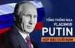 Họp báo cuối năm 2017 của Tổng thống Nga Vladimir Putin