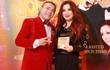 Kasim Hoàng Vũ thân thiết với vợ cũ Bằng Kiều trong buổi ra mắt album tại Mỹ