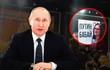 """Phản ứng bất ngờ của Tổng thống Nga khi thấy tấm biển """"Putin bye-bye"""" trong họp báo 2017"""