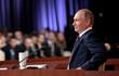 Tổng thống Putin: Đại sứ Nga tiếp xúc với chiến dịch của ông Trump là chuyện bình thường