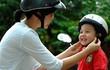 Đội mũ bảo hiểm giúp giảm mạnh các ca chấn thương sọ não