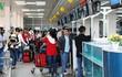 Một nữ hành khách bị phạt 4 triệu đồng vì gây rối ở sân bay Nội Bài