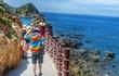 """Có một """"con đường Seoul"""" ven biển đẹp ngỡ ngàng ngay tại Việt Nam"""
