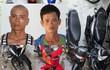 Triệt xóa băng nhóm siêu trộm xe máy, bán sang Campuchia