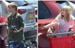 Angelina Jolie để con đi chân đất chơi đùa, Brad Pitt tỏ rõ sự lo lắng