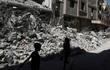"""Quân đội Syria """"lật kèo"""" với Nga, dội bom vùng ngừng bắn"""