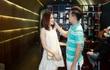 Người đẹp Hoa hậu VN Tố Như xuất hiện cùng hôn phu hot boy