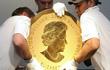 """Đồng tiền vàng 100 kg tại bảo tàng Đức """"không cánh mà bay"""""""
