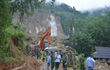 Sạt lở ở Hoà Bình: Tìm được thêm 2 thi thể bị vùi lấp