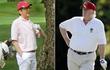 Thủ tướng Shinzo Abe hẹn đánh golf với Tổng thống Donald Trump ở Nhật