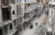 Căng thẳng và khoảng cách trong đàm phán hoà bình Syria