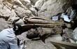 Phát hiện 8 xác ướp trong mộ 3.500 tuổi ở Ai Cập