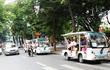 Hà Nội không đồng ý mở rộng loại hình du lịch bằng ôtô điện