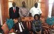 Hình ảnh đầu tiên về cựu phu nhân tổng thống Zimbabwe sau binh biến