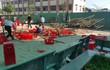 Nguyên nhân vụ sập giàn giáo khiến 25 học sinh bị thương ở Sài Gòn