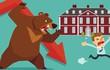 Bloomberg: Thị trường chứng khoán Việt có tháng buồn nhất trong 2 năm