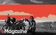 Trần Đặng Đăng Khoa và chiếc xe máy đi vòng quanh thế giới: Bình thản lên đường, bình thản tự do