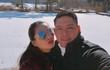 Vợ chồng Bình Minh khoe ảnh tình tứ khi đi du lịch nước ngoài