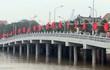 Hải Phòng: Tàu đâm gãy trụ cầu vượt sông Tam Bạc trị giá 80 tỷ đồng