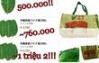 Lá chuối, bèo tây... ở Việt Nam không đáng tiền nhưng sang Nhật hóa thành hàng đắt đỏ