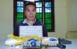 Bắt một người Lào mang ma túy vào Việt Nam tiêu thụ