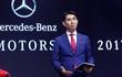 """Mercedes-Benz bổ nhiệm """"sếp"""" mới tại Việt Nam"""
