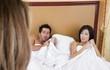 """Chồng đòi ly dị để đưa nhân tình về nhà chung sống, chị vợ trả thù """"ngọt ngào"""" khiến chồng ngoan ngoãn xách vali ra khỏi nhà"""