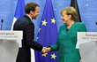 """Thủ tướng Đức thăm Pháp thúc đẩy một """"Chính phủ ổn định"""" trong nước"""