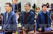 Sáng nay, tòa tuyên án bị cáo Đinh La Thăng, Trịnh Xuân Thanh và đồng phạm