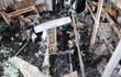 Tiệm sửa và bán quần áo nghi bị phóng hỏa trong đêm