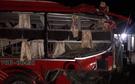 3 xe khách giường nằm tông nhau, 3 người chết, nhiều người bị thương