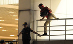 """VFF """"xử"""" công ty an ninh vì vụ đưa người vào sân Mỹ Đình mà không cần vé"""