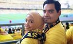 Nữ minh tinh Malaysia thất vọng về cổ động viên nhà, nghi ngờ vé tại Bukit Jalil được tuồn bán trái phép