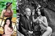 Nude để thiền - Lỗ thủng văn hóa
