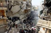 Thùng thuốc súng Syria