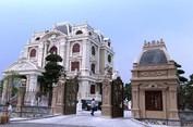 Chiêm ngưỡng những lâu đài đẹp như mơ của đại gia Việt