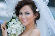 Hoa hậu Diễm Hương đã lấy chồng vẫn đi thi hoa hậu