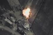 Nga không kích ở Syria