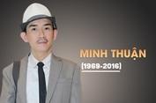 Nghệ sĩ Minh Thuận qua đời