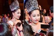 Hoa hậu Đại dương 2017 gây tranh cãi dữ dội