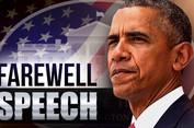 Tổng thống Obama chào tạm biệt