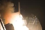 Mỹ bắn tên lửa tomahawk tấn công Syria