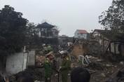 Nổ lớn tại Bắc Ninh