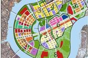 Thất lạc bản đồ khu đô thị mới Thủ Thiêm