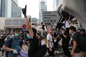 Biểu tình chống dự luật dẫn độ ở Hong Kong